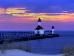 St.Joseph Lighthouse,Michigan
