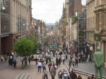 Buchanan Street - Glasgow - Scotland