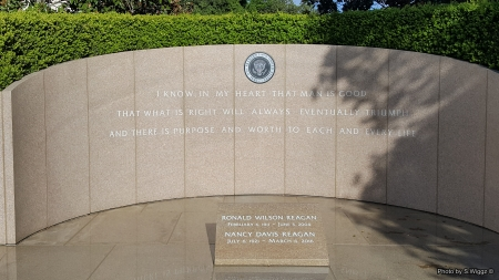 RIP Mr. & Mrs.Ronald Reagan - Nancy, Library, Ronald, California, Tomb, Reagan