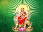 durga ma wallpaper