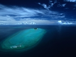 Island in the Great Barrier Reef