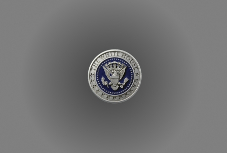The White House - Badge, House, White, Office
