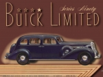 1936 Buick Series sixty Sedan