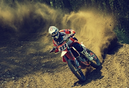 Motorcross - Speed, Dirt, Motorcycle, Motorcross, Sand