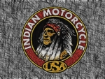 Indian USA Motorcycle logo