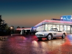 1958 BMW 507 ~ Owned by Elvis Presley