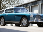 1955 Aston Martin DB2-4 Fixed Head Coupe by Tickford