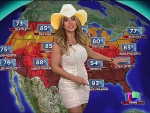 Weather Cowgirl. .