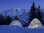 Iglu in Eastern Tirol