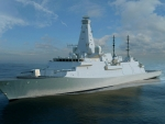 BAE Systems UK type 26 ASW Frigate