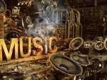 Steampunk 1412041 Music