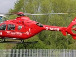 Eurocopter EC 135 T2 - Air Ambulance Northern Ireland