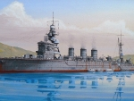 Japanese Light Cruiser