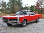 "1968 Pontiac GTO ""The Great One"""