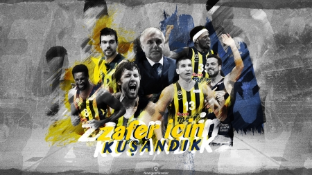 Fenerbah�e - basketball, euroleague, fb, fener