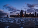 Chicago coast