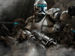 Star Wars Republic Commandos HD 16x9 Wallpaper