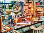 Grandma's Craft Shed