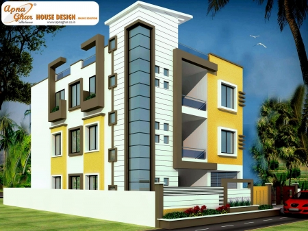 Modern house - Windows, Building, Modern, House