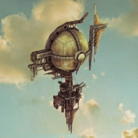 Steampunk - Airship The Spire
