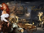 STEAMPUNK BEAUTY FOR DARKSONG