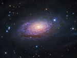 Messier 63 The Sunflower Galaxy