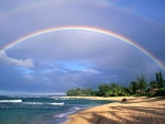 Double Rainbow Over Kauai
