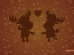 Handmade Moose Love