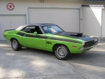1970 Dodge Challenger TA 340 Six Pack