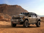 Chevrolet Colorado concept truck