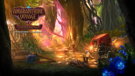 Amaranthine Voyage 8 - The Burning Sky06 - fun, puzzle, hidden object, video games, cool