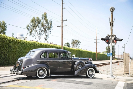 1937-Buick-Special - Classic, Whitewalls, 1967, GM