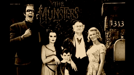 The Munsters - Entertainment, TV Series, Family, Munsters