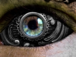 The All Watchful Steampunk Eye