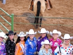 Rodeo And Horsemanship Series. .
