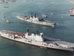 WORLD OF WARSHIPS British carriers HM ships Eagle and Ark Royal