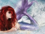 Sultry Mermaid