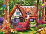 Cottage in the Woods F1C