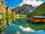 Lake Braies-Italy