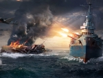 Battle of the Warships
