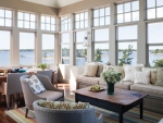 Sunroom by the Lake