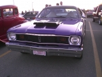 Sweeeeet Purple Beast (1976 Plymouth Duster)