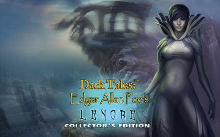 Dark Tales 11 - Edgar Allan Poes Lenore09 - puzzle, cool, video games, hidden object, fun
