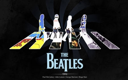 The Beatles - cool, The Beatles, music, entertainment, fun