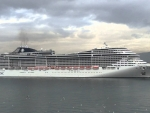 Cruise Ship MSC Fantasia