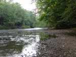 Mohican River in Summer