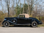 Buick Series 90 Convertible Coupe 1934