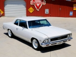 1966 Chevy Chevelle 300 Deluxe LSA 6.2 Supercharged Tremec 6-Speed