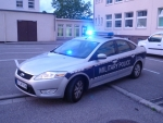 ford mondeo military police