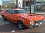 1972 Buick GS 455 2-Door Coupe